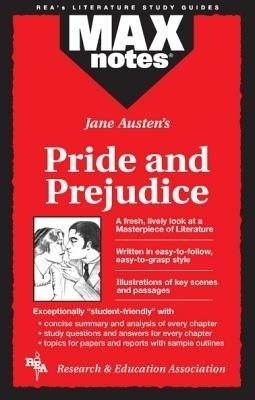Pride and Prejudice (Maxnotes Literature Guides) 0005 Edition price comparison at Flipkart, Amazon, Crossword, Uread, Bookadda, Landmark, Homeshop18