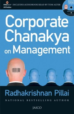 Buy Corporate Chanakya on Management (With CD) (English) 1st Edition: Book
