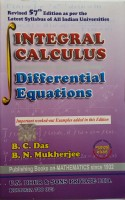 Integral Calculus Including Differential Equations (English): Book