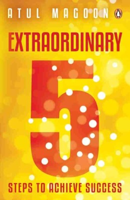 Buy Extraordinary: 5 Steps to Achieve Success (English): Book