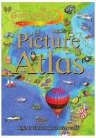 GOLD STARS PICTURE ATLAS - 9781407501437 (English): Book