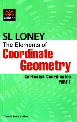 The Elemants Of Coordinate Geometry Cartesian Coordinates (Part-1) (English) 01 Edition price comparison at Flipkart, Amazon, Crossword, Uread, Bookadda, Landmark, Homeshop18