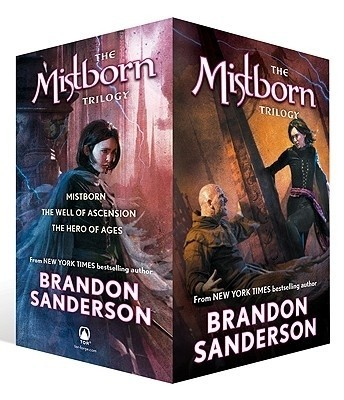 Buy The Mistborn Trilogy: Book