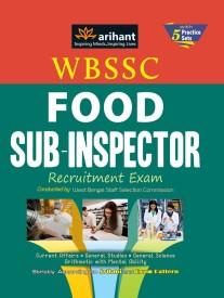 WBSSC Food Sub - Inspector : Recruitment Exam (English) 1st Edition (Paperback)