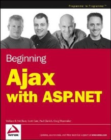 Beginning Ajax with ASP.NET (English) (Paperback)