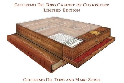 Guillermo del Toro Cabinet of Curiosities: Limited Edition price comparison at Flipkart, Amazon, Crossword, Uread, Bookadda, Landmark, Homeshop18