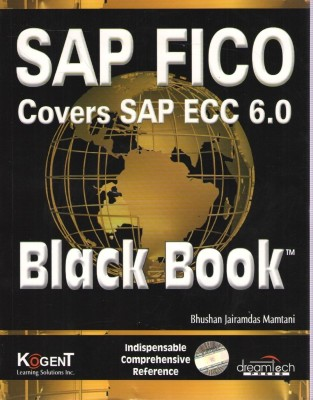 Buy Sap Fico Covers Sap Ecc 6.0 Black Book (English): Book