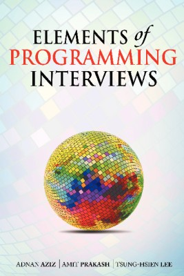 Buy Elements of Programming Interviews: Book