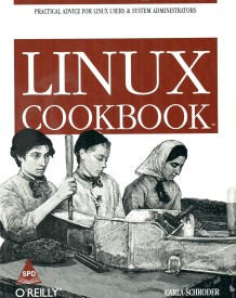 Linux CookBook (English) 1st  Edition (Paperback)
