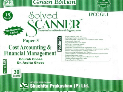 cost accounting and financial management ipcc books pdf