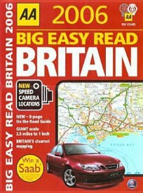 Aa Big Easy Read Britain 2006 (Aa Atlases S.) (English) (Paperback)