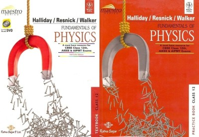Buy Fundamentals of Physics : A Must-Have Resource Book CBSE JEE and NEET-UG Syllabi for Class - 12 (With CD): Book
