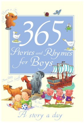 Buy 365 STORIES AND RHYMES FOR BOYS - 9781407597454 (English): Book