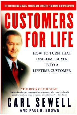 Buy CUSTOMERS FOR LIFE: Book