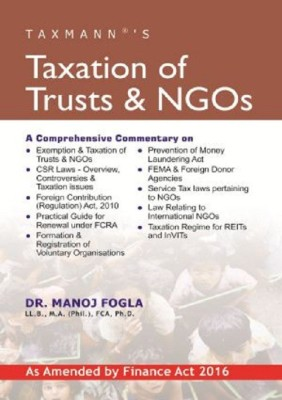 Taxation of Trusts & NGOs (English)