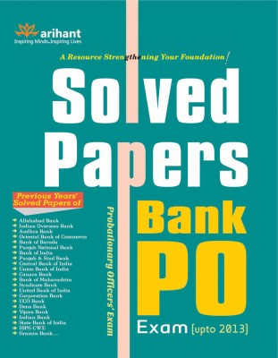 bank po exam test papers