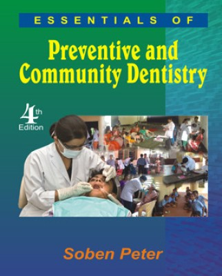 Soben peter book of community dentistry meaning.