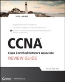 CCNA Cisco Certified Network Associate Review Guide: Exam 640-802 [With CDROM] (English) (Paperback)