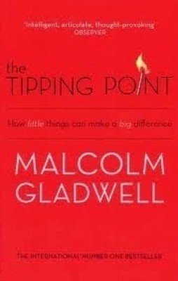 Buy The Tipping Point: How Little Things Can Make A Big Difference: Book