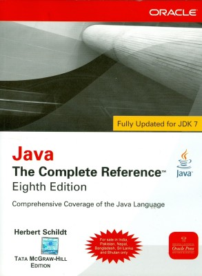 Buy Java The Complete Reference 8th  Edition: Book
