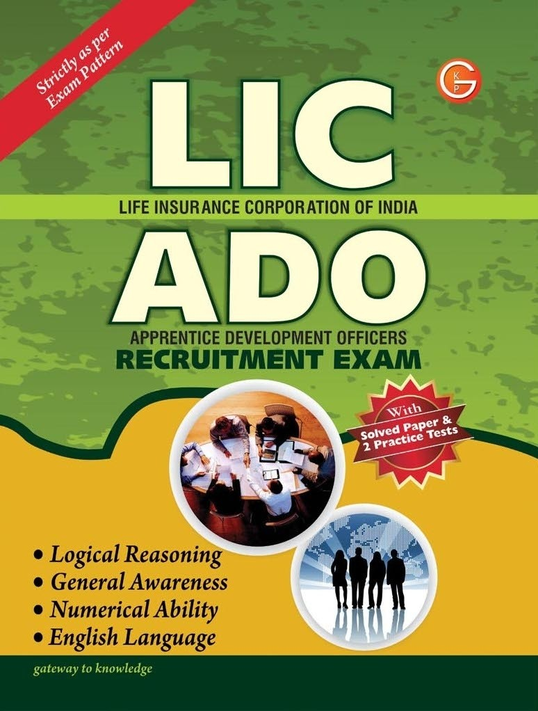 lic plans for lic ado exam It will include the question pattern , scheme of the examination, syllabus contents  of lic aao syllabus, lic ado syllabus etc still if it contains.