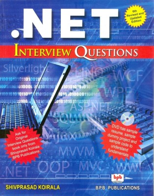 Buy . Net :interview Questions (cd-rom) (English) 6th  Edition: Book