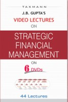 Video Lectures on Strategic Financial Management (Set of 6 DVDs) (English): Book