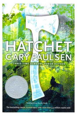 a review of gary paulsens book hatchet Welcome to hatchets review hatchet a book done by gary paulsen and all i can say is its amazingly good down here are the hatchet books that gary paulsen.