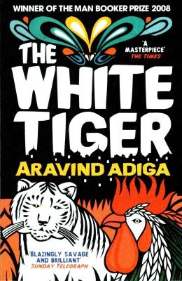 Buy The White Tiger Pb (English): Book