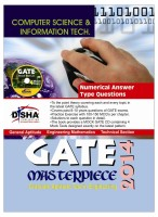 Computer Science & Information Technology GATE Masterpiece 2014 with CD (English) 1st Edition: Book