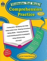 Strategies That Work : Comprehension Practice, Grades 7 & Up (English): Book