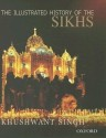 THE ILLUSTRATED HISTORY OF THE SIKHS (English) 10th Edition: Book