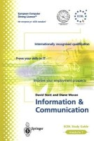 Information and Communication: ECDL - the European PC standard (European Computer Driving Licence) (English): Book