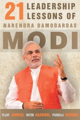 21 Leadership Lessons of Narendra Damodardas Modi (English) @ Flipkart – Rs.80 – Baby Care & Toys