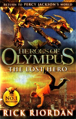 Buy Heroes of Olympus : The Lost Hero: Book