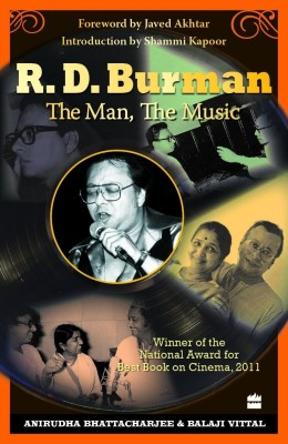 Buy R.D. Burman: The Man, The Music: Book