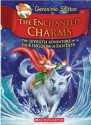 Geronimo Stilton and the Kingdom of Fantasy The Enchanted Charms (English): Book