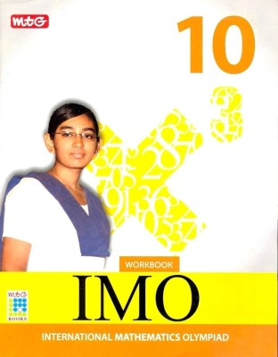 Buy MTG IMO International Mathematics Olympiad Work Book (Class - 10) 2012 Edition: Book