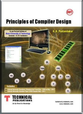 Compiler design by a.a.puntambekar