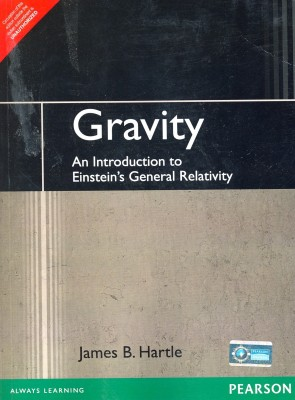 Gravity: An Introduction to Einstein's General Relativity 1st Edition price comparison at Flipkart, Amazon, Crossword, Uread, Bookadda, Landmark, Homeshop18