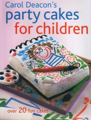 Carol Deacon Cake Recipe