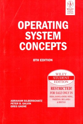 Buy Operating System Concepts 8th Edition: Book