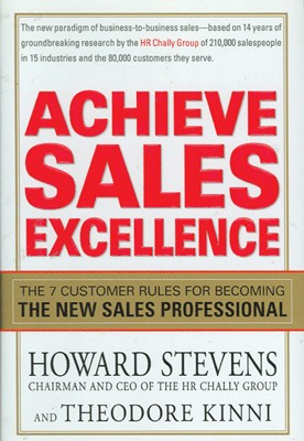 Buy Achieve Sales Excellence (English) HRD Edition: Book