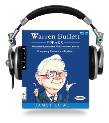 Warren Buffett Speaks (Audiobook)