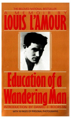 Buy EDUCATION OF A WANDERING MAN: Book