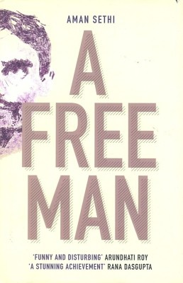 Buy A free man: Book