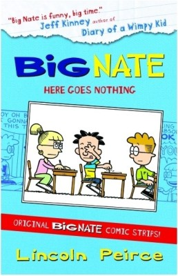 Buy Big Nate : Here Goes Nothing (English): Book