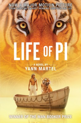 Life of Pi Book
