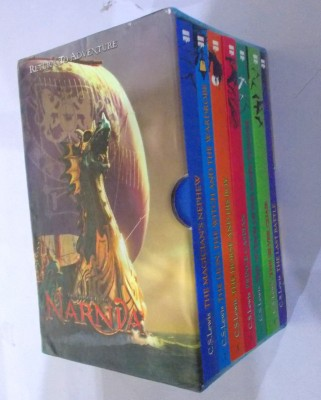 the chronicles of narnia books online