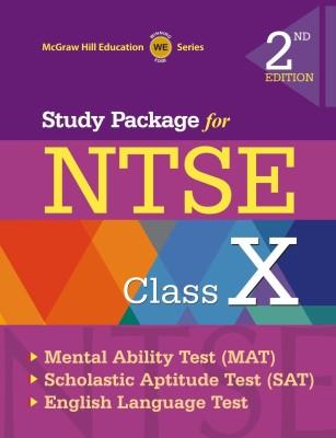 Study Package for NTSE (Class 10) 2nd Edition price comparison at Flipkart, Amazon, Crossword, Uread, Bookadda, Landmark, Homeshop18